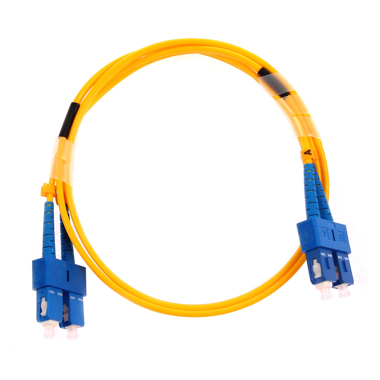 Fiber Patch Cord SC/UPC - SC/UPC Single mode Duplex 2*3.0mm 1/2/3......meters