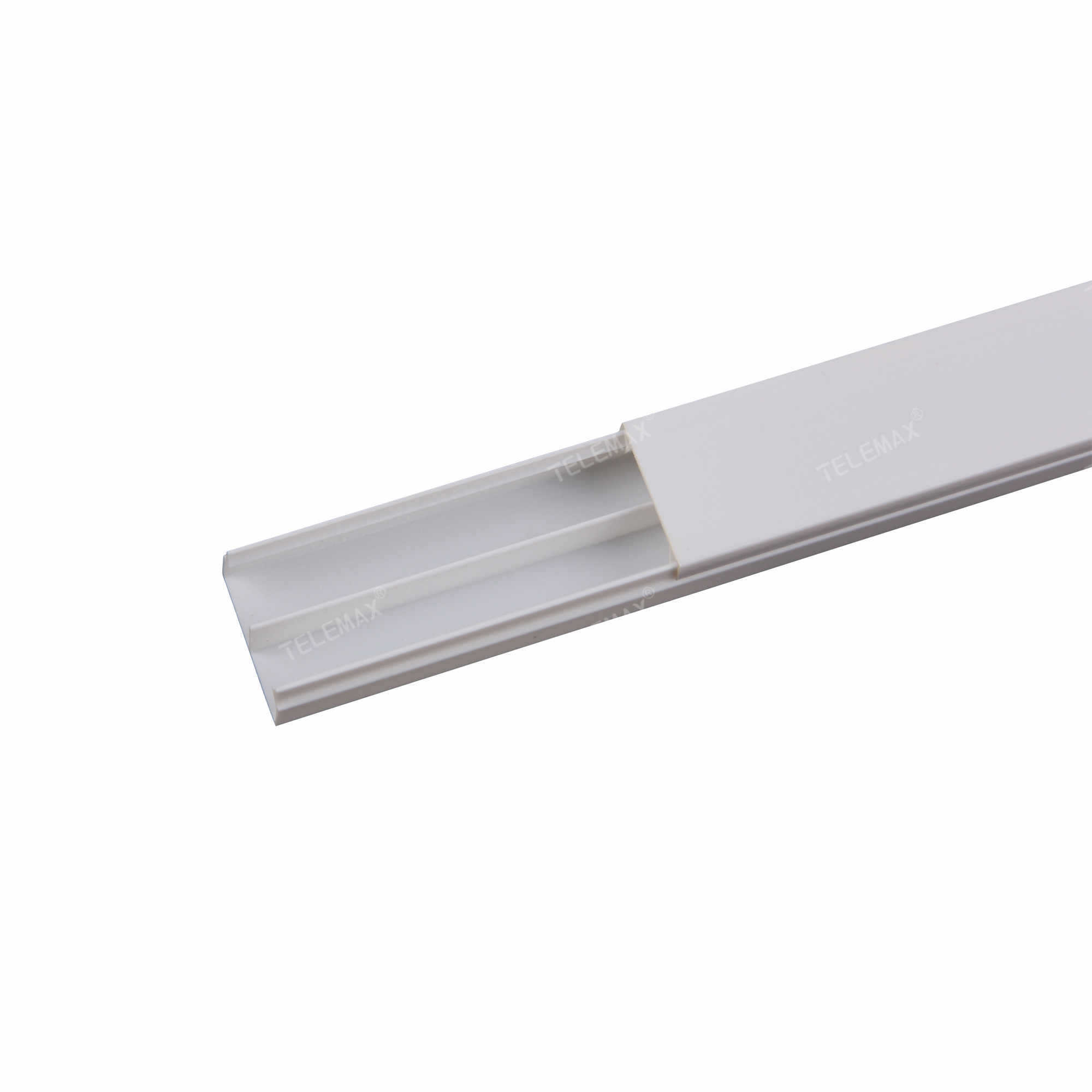 PVC Compartment Trunking