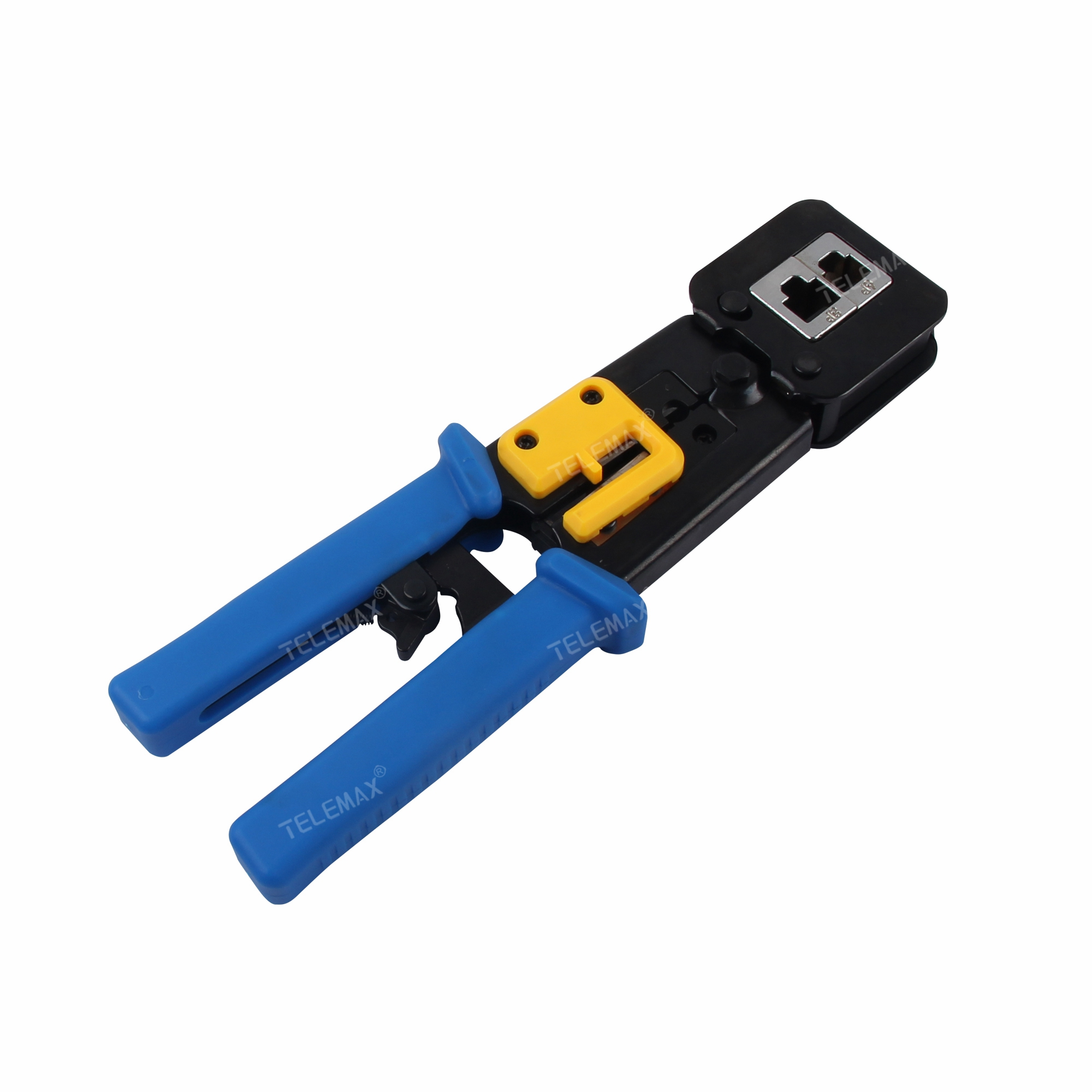 RJ11/RJ45 EZ Connector Crimping Tool