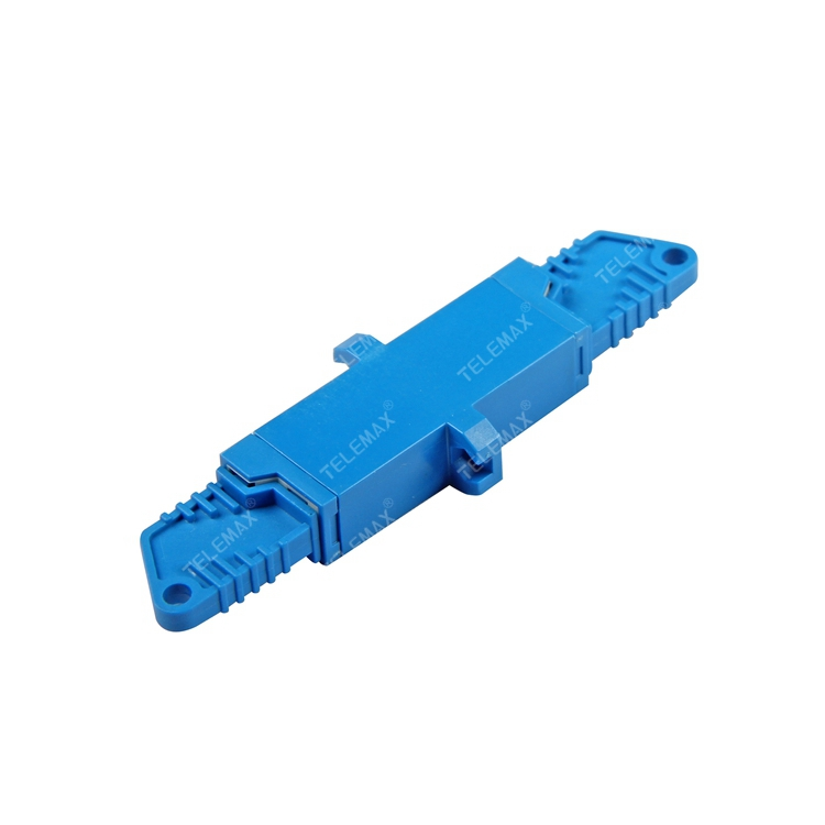 Optical Fiber Adapter E2000/PC Single Mode 9/125 Simplex